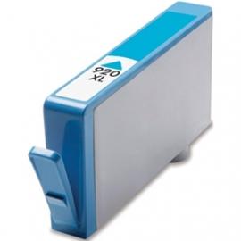 HP 920XL CYAN CARTUCHO DE TINTA COMPATIBLE (CD972AE)