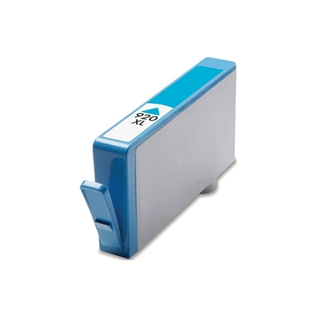 HP 920XL CYAN CARTUCHO DE TINTA COMPATIBLE (CD972AE)