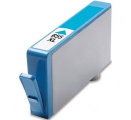 HP 655 CYAN CARTUCHO DE TINTA COMPATIBLE (CZ110AE)