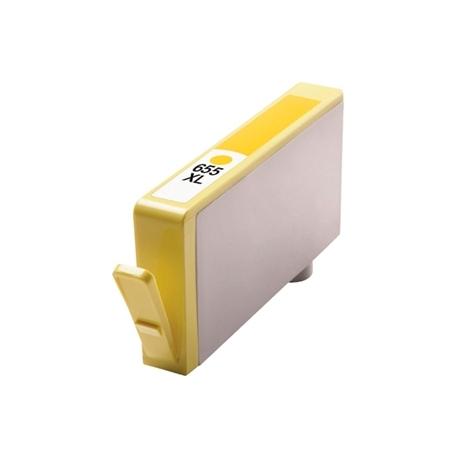 HP 655 AMARILLO CARTUCHO DE TINTA COMPATIBLE (CZ112AE)
