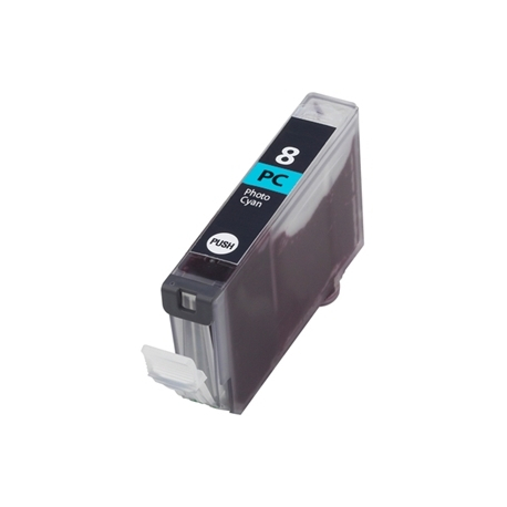 CANON CLI8 CYAN LIGHT CARTUCHO DE TINTA COMPATIBLE (0624B001)