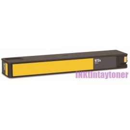 HP 973X V7 AMARILLO CARTUCHO DE TINTA PIGMENTADA COMPATIBLE (F6T83AE)