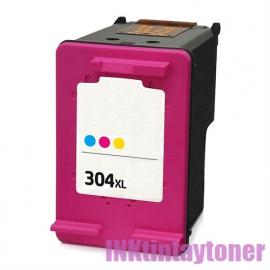 HP 304XL TRICOLOR CARTUCHO DE TINTA COMPATIBLE (N9K05AE/N9K07AE)