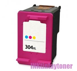HP 304XL V3 TRICOLOR CARTUCHO DE TINTA COMPATIBLE (N9K05AE/N9K07AE)