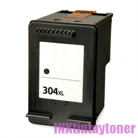HP 304XL V3 NEGRO CARTUCHO DE TINTA COMPATIBLE (N9K06AE/N9K08AE)