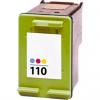 HP 110 TRICOLOR CARTUCHO DE TINTA COMPATIBLE (CB304AE)