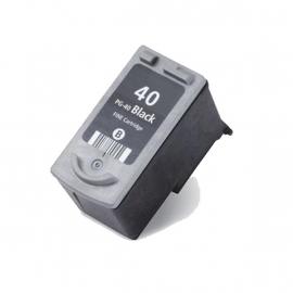 CANON PG40/PG50/PG37 NEGRO CARTUCHO DE TINTA COMPATIBLE (0615B001/0616B001)
