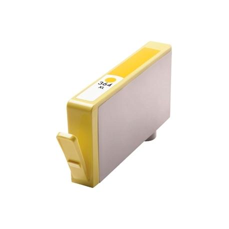 HP 364XL AMARILLO CARTUCHO DE TINTA COMPATIBLE (CB325EE)