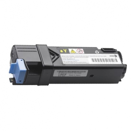 DELL 2150/2155 AMARILLO CARTUCHO DE TONER COMPATIBLE (593-11037)