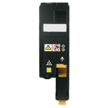 EPSON ACULASER C1700/CX17 AMARILLO CARTUCHO DE TONER COMPATIBLE (C13S050611)