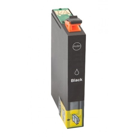 EPSON T0611 NEGRO CARTUCHO DE TINTA COMPATIBLE (C13T06114010)