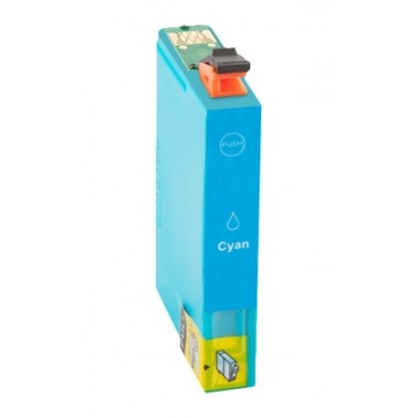 EPSON T0872 CYAN CARTUCHO DE TINTA COMPATIBLE (C13T08724010)