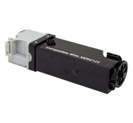 XEROX PHASER 6125 NEGRO CARTUCHO DE TONER COMPATIBLE (106R01334)
