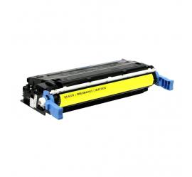 HP C9732A AMARILLO CARTUCHO DE TONER COMPATIBLE Nº 645A