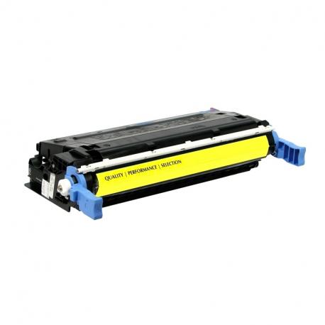 HP CB402A AMARILLO CARTUCHO DE TONER COMPATIBLE