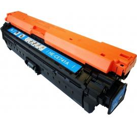 HP CE741A CYAN CARTUCHO DE TONER COMPATIBLE Nº307A