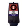 LEXMARK 3 NEGRO CARTUCHO DE TINTA COMPATIBLE (18C1530E)