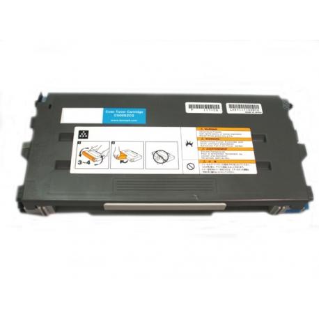LEXMARK C500N/X500N/X502N CYAN CARTUCHO DE TONER COMPATIBLE (C500H2CG)