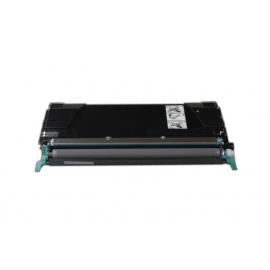 LEXMARK C734/C736/X738 NEGRO CARTUCHO DE TONER COMPATIBLE (C734A1KG)