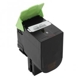 LEXMARK CX310/CX410/CX510 NEGRO CARTUCHO DE TONER COMPATIBLE (80C2SK0/802SK)