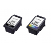 PACK CANON PG545XL/CL546XL CMYK CARTUCHO DE TINTA COMPATIBLE (8286B001) Y (8288B001)