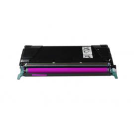 LEXMARK X560 MAGENTA CARTUCHO DE TONER COMPATIBLE (X560H2MG/X560A2MG)