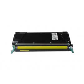 LEXMARK X560 AMARILLO CARTUCHO DE TONER COMPATIBLE (X560H2YG/X560A2G)