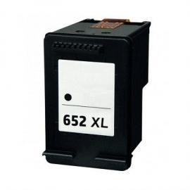 HP 652XL NEGRO CARTUCHO DE TINTA COMPATIBLE (F6V25AE)