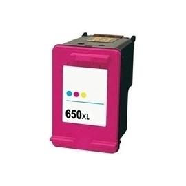 HP 650XL TRICOLOR CARTUCHO DE TINTA COMPATIBLE (CZ102AE)