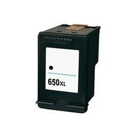 HP 650XL NEGRO CARTUCHO DE TINTA COMPATIBLE (CZ101AE)