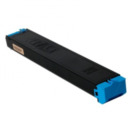 SHARP MX27 CYAN CARTUCHO DE TONER COMPATIBLE (MX-27GTCA)