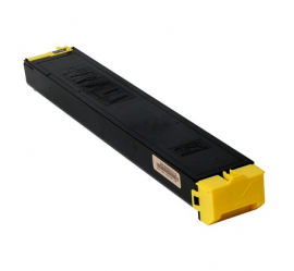 SHARP MX27 AMARILLO CARTUCHO DE TONER COMPATIBLE (MX-27GTYA)