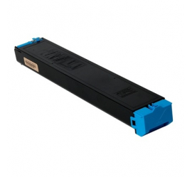 SHARP MX51 CYAN CARTUCHO DE TONER COMPATIBLE (MX-51GTCA)