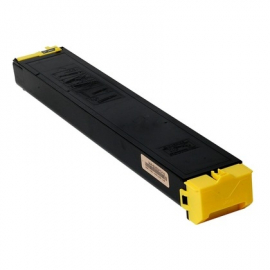SHARP MX51 AMARILLO CARTUCHO DE TONER COMPATIBLE (MX-51GTYA)