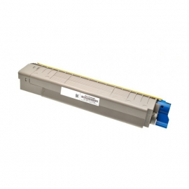 OKI C8600/C8800 NEGRO CARTUCHO DE TONER COMPATIBLE (43487712)