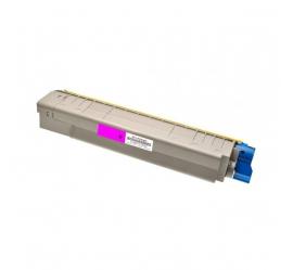 OKI C8600/C8800 MAGENTA CARTUCHO DE TONER COMPATIBLE (43487710)