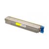 OKI C8600/C8800 AMARILLO CARTUCHO DE TONER COMPATIBLE (43487709)