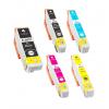 PACK EPSON T2621/T2631/T2632/T2633/T2634 (26XL) CARTUCHOS DE TINTA COMPATIBLES