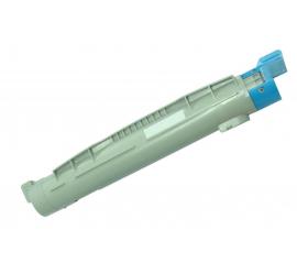 EPSON ACULASER C4100 CYAN CARTUCHO DE TONER COMPATIBLE (C13S050146)