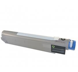 OKI C9655 NEGRO CARTUCHO DE TONER COMPATIBLE (43837132)