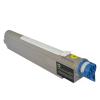 OKI C9655 AMARILLO CARTUCHO DE TONER COMPATIBLE (43837129)