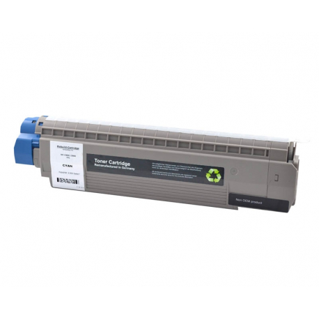 OKI EXECUTIVE ES8451/ES8461 CYAN CARTUCHO DE TONER COMPATIBLE