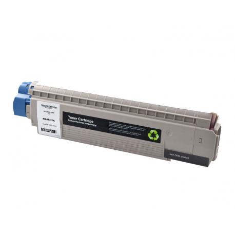 OKI MC851/MC861 MAGENTA CARTUCHO DE TONER COMPATIBLE (44059166/44059254)