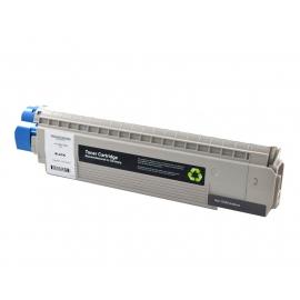 OKI MC860 NEGRO CARTUCHO DE TONER COMPATIBLE (44059212)
