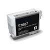 EPSON T7607 NEGRO LIGHT CARTUCHO DE TINTA PIGMENTADA COMPATIBLE (C13T76074010)