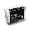 EPSON T7608 NEGRO MATE CARTUCHO DE TINTA PIGMENTADA COMPATIBLE (C13T76084010)