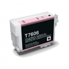 EPSON T7606 MAGENTA LIGHT CARTUCHO DE TINTA PIGMENTADA COMPATIBLE (C13T76064010)