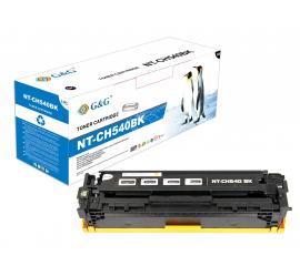 G&G HP CB540A NEGRO CARTUCHO DE TONER COMPATIBLE Nº125A