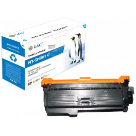 G&G HP CE261A CYAN CARTUCHO DE TONER COMPATIBLE Nº648A