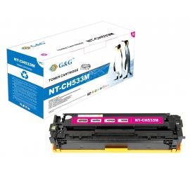G&G HP CC533A MAGENTA CARTUCHO DE TONER COMPATIBLE Nº304A